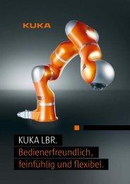 Leichtbauroboter LBR - DIE Roboter GmbH & Co. KG