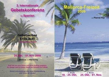 Mallorca-Freizeit 2009 - Die Taube