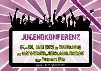 Jugendkonferenz - Die Taube