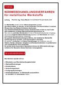 DIF WÄRMEBEHANDLUNGSVERFAHREN für metallische Werkstoffe - Seite 2