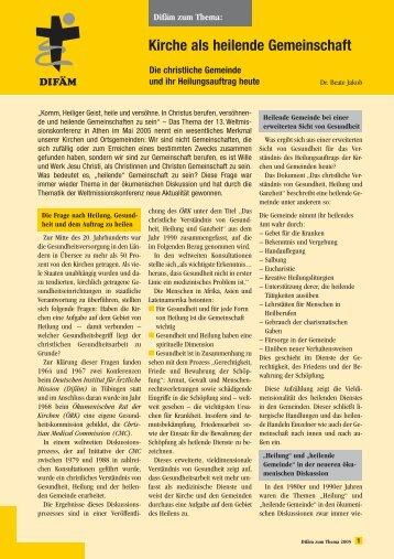 Download - Deutsches Institut für Ärztliche Mission eV