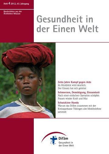 Zum Download - Deutsches Institut für Ärztliche Mission eV
