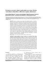Perímetro escrotal e idade à puberdade em ovinos - Do.ufgd.edu.br