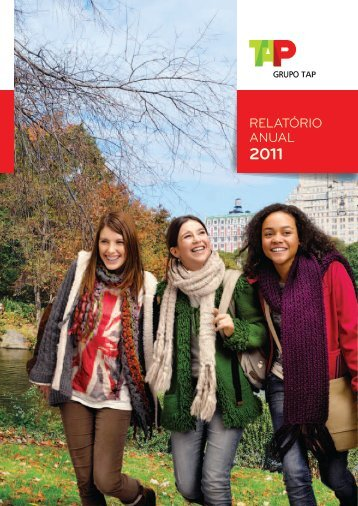 TAP | Relatório Anual 2011 - LUMO TRANSPORT