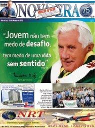 Edição 3261 - Jornal Nova Era