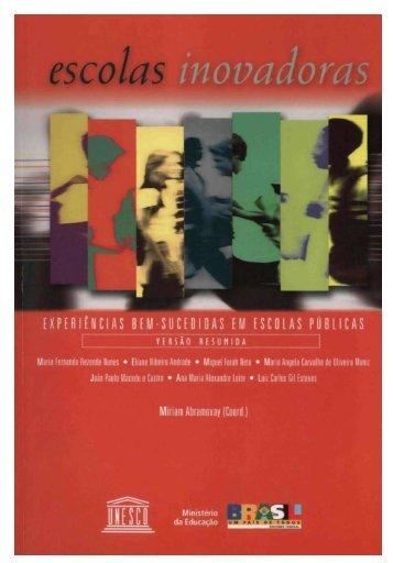experiências bem-sucedidas em escolas públicas - Livros Grátis