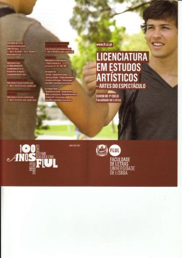 FLUL_Estudos Artísticos