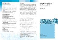 Difu-Kompetenzen im Themenfeld