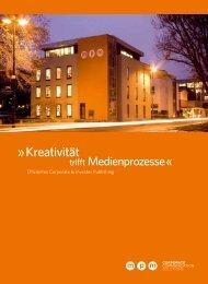 Kreativität - mpm - media process management gmbh