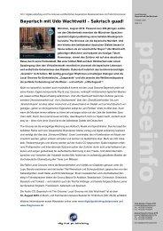 Bayerisch mit Udo Wachtveitl – Sakrisch guad! - Digital Publishing