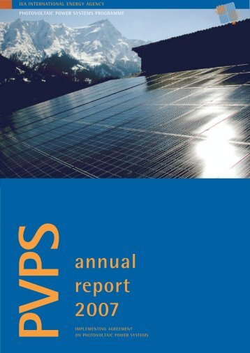 TASK STATUS REPORTS - PV ERA NET