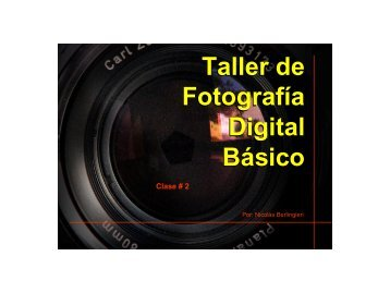 Taller de Fotografía Digital Basico - 02 - berlingieri-photo.com