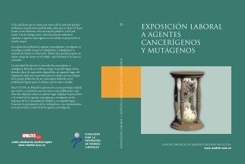 exposición laboral a agentes cancerígenos y mutágenos