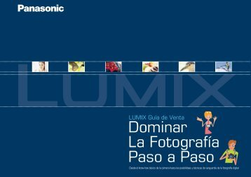 Manual Lumix - Panasonic