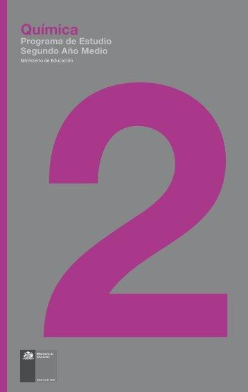2° Medio_2012 - Apuntes de Química