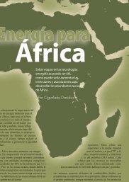 IAEA Bulletin Volume 46, No. 1 - Energising Africa - Spanish