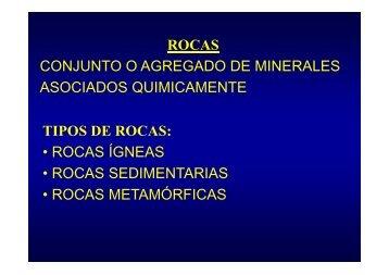 rocas 1 - IES Dionisio Aguado