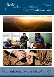 Desenvolvimento Rede Humanização - Daniel Capistrano
