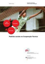 Padrões sociais na Cooperação Técnica - Der Runde Tisch