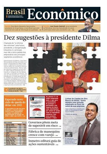 destaque - Brasil Econômico
