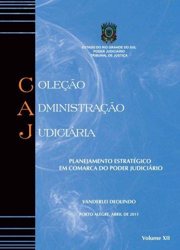 Planejamento Estratégico em Comarca do Poder Judiciário