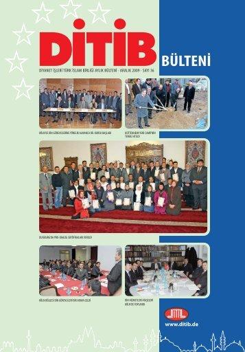 Haber Bulteni_36 - Ditib