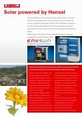 Grid-, On-grid- und Off-grid-Systeme - Sonepar - Page 2