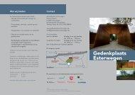 Gedenkplaats Esterwegen - Dokumentations- und ...