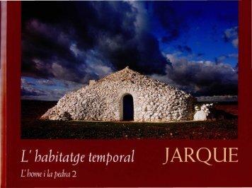 L'habitatge temporal - Arquitectura de piedra en seco - UJI