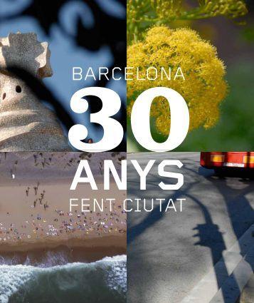 BARCELONA FENT CIUTAT - Ajuntament de Barcelona