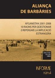 INFORME-4cat.pdf - Centre d'Estudis per la Pau JM Delàs