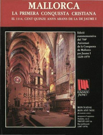 mallorca - Fundació Lluís Carulla