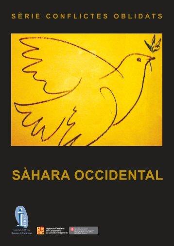 sáhara sàhara occidental - Institut de Drets Humans de Catalunya