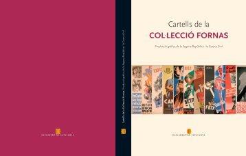 Cartells de la col·lecció Fornas - Parlament de Catalunya