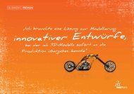 Broschüre () - c+e forum AG