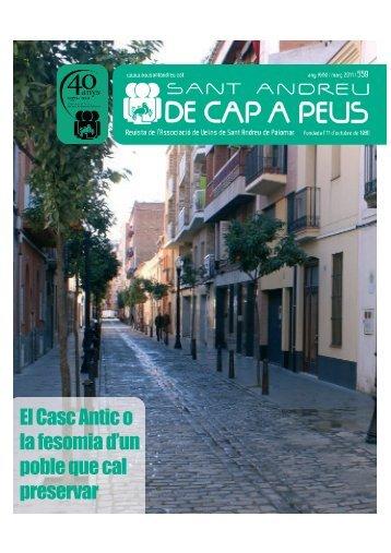 capapeus-mar\347 560:Maquetaci\363n 1.qxd - Associació de Veïns ...