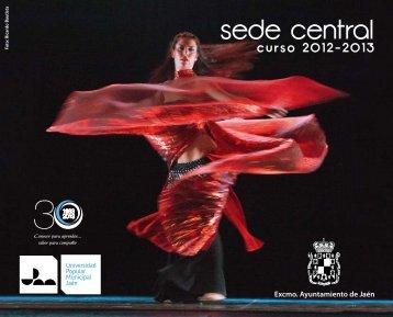 curso 2012-2013 - Ayuntamiento de Jaén