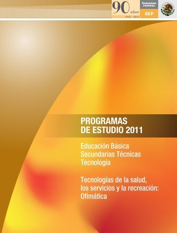 Ofimatica TEC - Subsecretaría de Educación Básica - Secretaría de ...