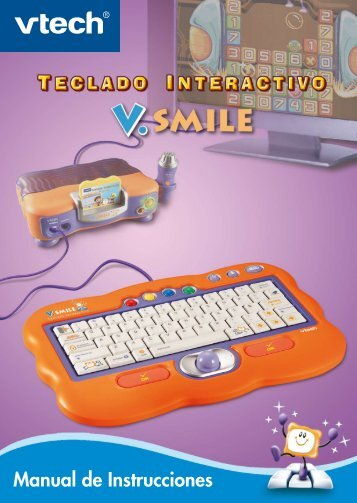 Teclado Interactivo - Console V.Smile