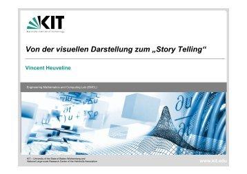 """Von der visuellen Darstellung zum """"Story Telling"""" - DKRZ"""