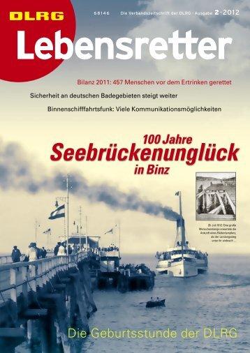 Lebensretter 2/2012 - DLRG