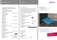 Flyer 2. Fachgespraech Tiefe Geothermie 2013