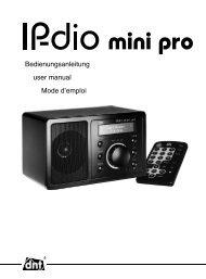 IPdio mini pro - DNT