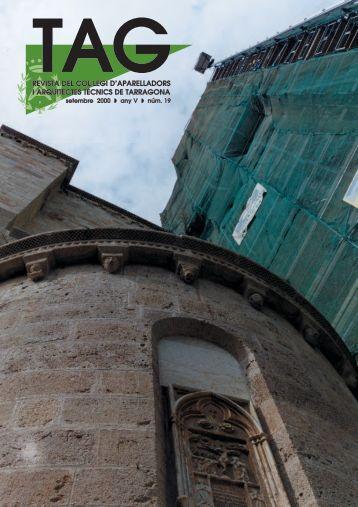 TAG - Col·legi d'Aparelladors i Arquitectes Tècnics de Tarragona