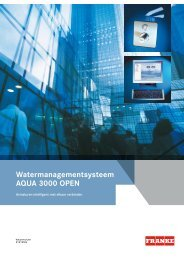 Watermanagementsysteem aqua 3000 OPEN