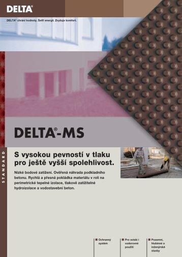 DELTA®-MS - Ewald Dörken AG