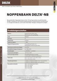 NOPPENBAHN DELTA®-NB
