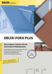 DELTA®-FOXX PLUS