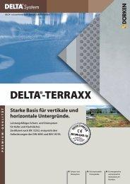 DELTA®-TERRAXX