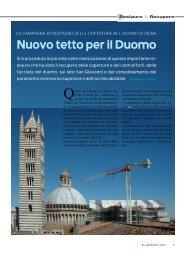 PRESENZA TECNICA Duomo di Siena